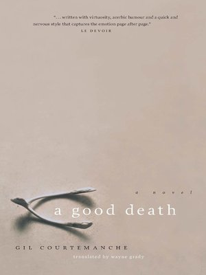 cover image of A Good Death