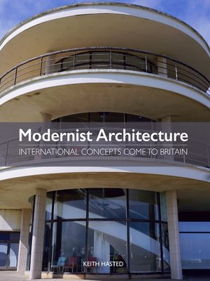 cover image of Modernist Architecture