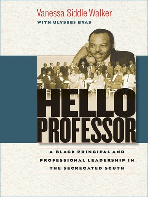 cover image of Hello Professor