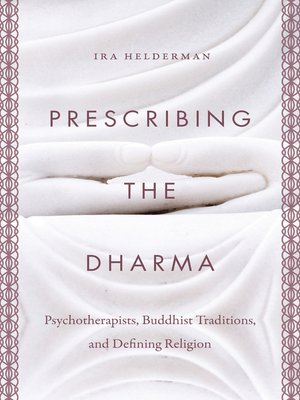 cover image of Prescribing the Dharma