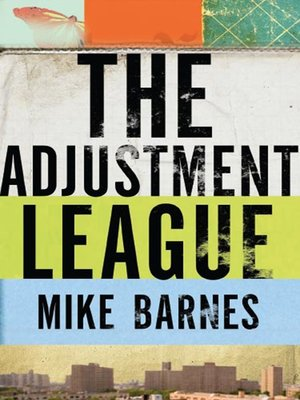 cover image of The Adjustment League