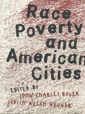 cover image of Race, Poverty, and American Cities