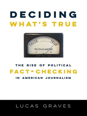 cover image of Deciding What's True