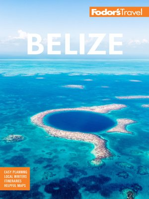 cover image of Fodor's Belize