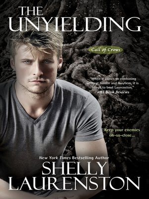 cover image of The Unyielding