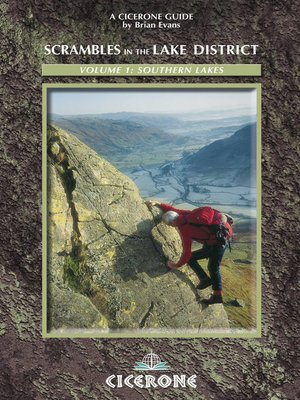 cover image of Scrambles in the Lake District--South