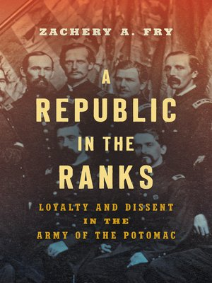 cover image of A Republic in the Ranks