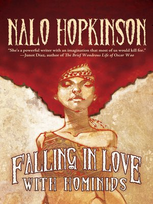 cover image of Falling in Love with Hominids