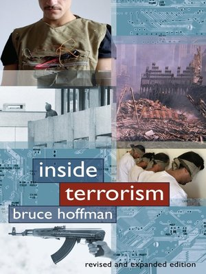 cover image of Inside Terrorism
