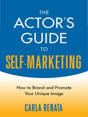 cover image of The Actor's Guide to Self-Marketing
