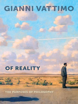 cover image of Of Reality