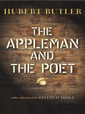 cover image of The Appleman and the Poet
