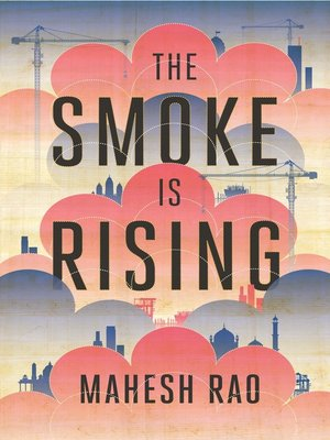 cover image of The Smoke is Rising