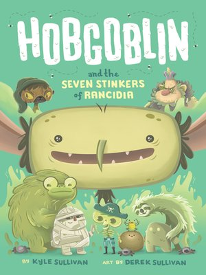 cover image of Hobgoblin and the Seven Stinkers of Rancidia