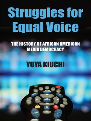 cover image of Struggles for Equal Voice