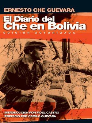 cover image of El Diario del Che en Bolivia