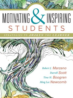 cover image of Motivating & Inspiring Students
