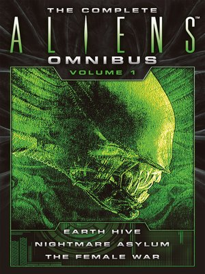 cover image of Volume One: (Earth Hive, Nightmare Asylum, The Female War)