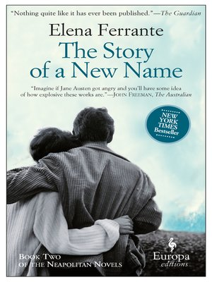 cover image of Story of a New Name
