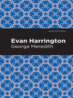 cover image of Evan Harrington