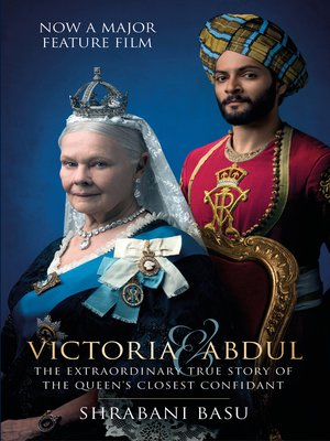 cover image of Victoria & Abdul (film tie-in)