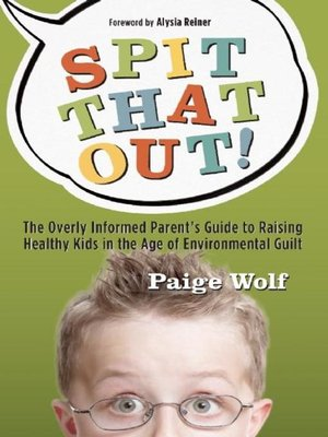 cover image of Spit that Out!