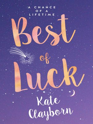 cover image of Best of Luck
