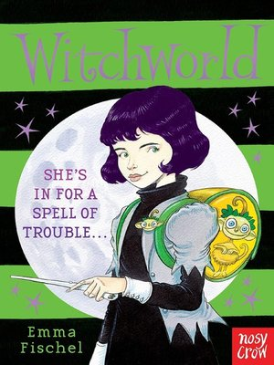 cover image of Witchworld