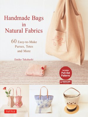 cover image of Handmade Bags In Natural Fabrics