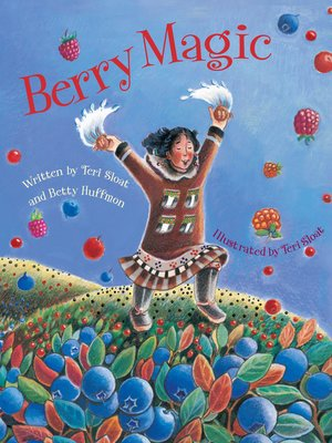 cover image of Berry Magic