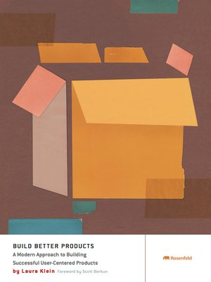 cover image of Build Better Products