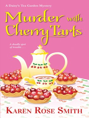 cover image of Murder with Cherry Tarts