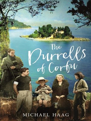 cover image of The Durrells of Corfu