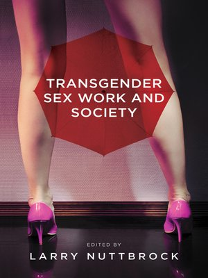 cover image of Transgender Sex Work and Society