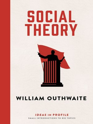 cover image of Social Theory