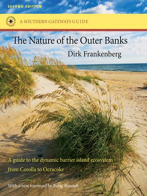 cover image of The Nature of the Outer Banks