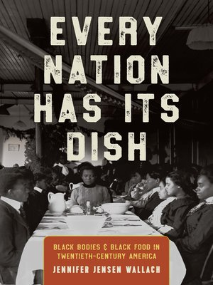 cover image of Every Nation Has Its Dish