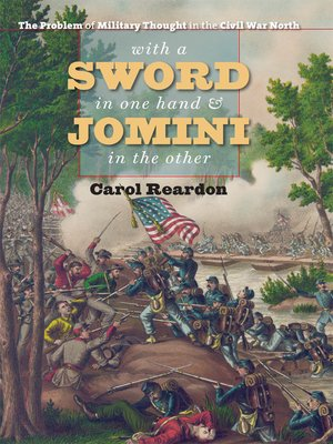 cover image of With a Sword in One Hand and Jomini in the Other