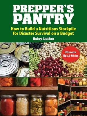 cover image of Prepper's Pantry