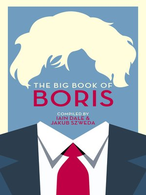 cover image of The Big Book of Boris
