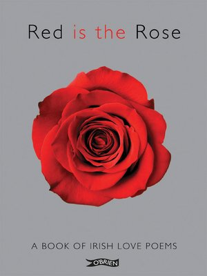 cover image of Red is the Rose