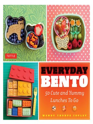 cover image of Everyday Bento