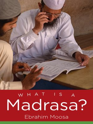 cover image of What Is a Madrasa?