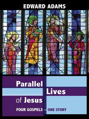 cover image of Parallel Lives of Jesus