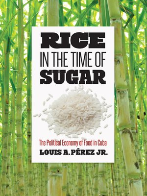 cover image of Rice in the Time of Sugar
