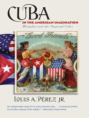 cover image of Cuba in the American Imagination