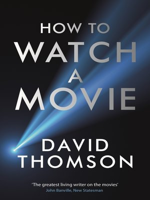 cover image of How to Watch a Movie