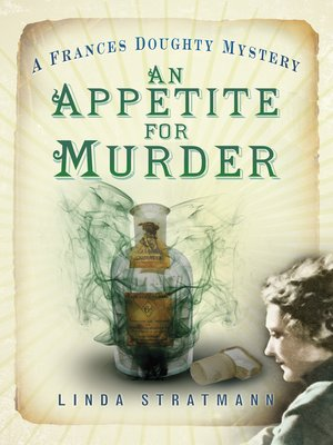 cover image of An Appetite for Murder