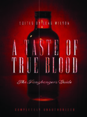 cover image of A Taste of True Blood