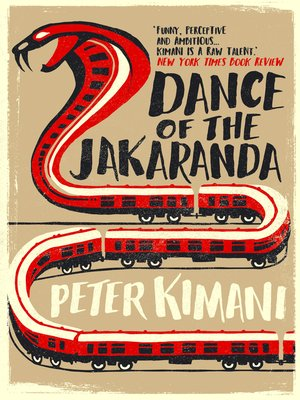cover image of Dance of the Jakaranda